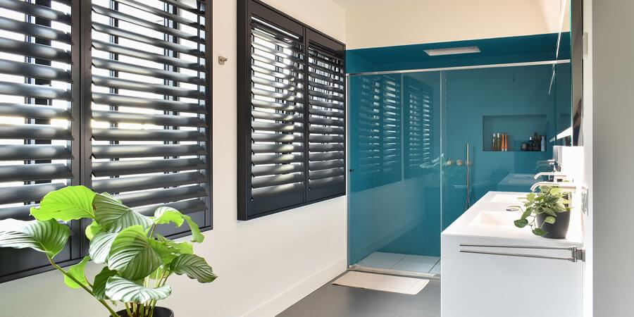 badkamer shutters pvc