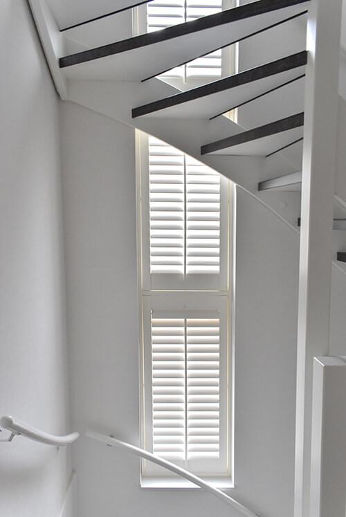 shutters smal raam