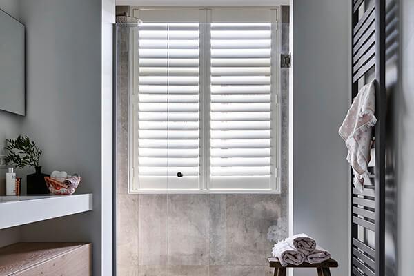 shutters badkamer op maat